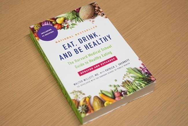Диета «Ешь, пей и будь здоровым» для пожилых людей