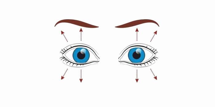 Гимнастика для зрения и снятия напряжения глаз