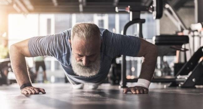 Лучшие тренировки для замедления последствий старения