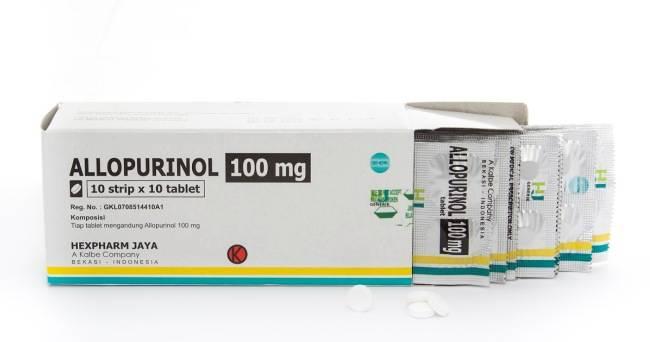 Препараты, выводящие мочевую кислоту при подагре