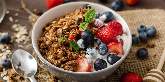 Полезные продукты для завтрака после 50 лет