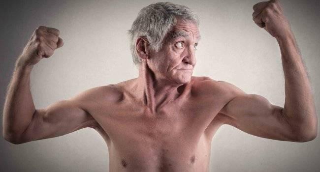 5 анатомических эффектов старения человека