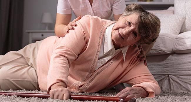 Общие проблемы со здоровьем пожилых людей