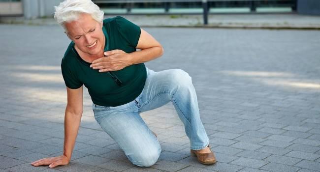 6 неявных признаков сердечного приступа у женщин