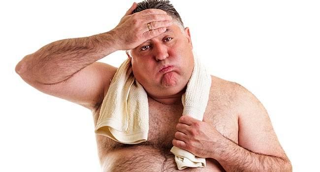 9 причин, которые заставляют людей слишком сильно потеть
