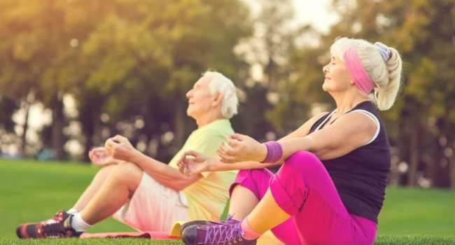 Эффективные упражнения для похудения для пожилых людей