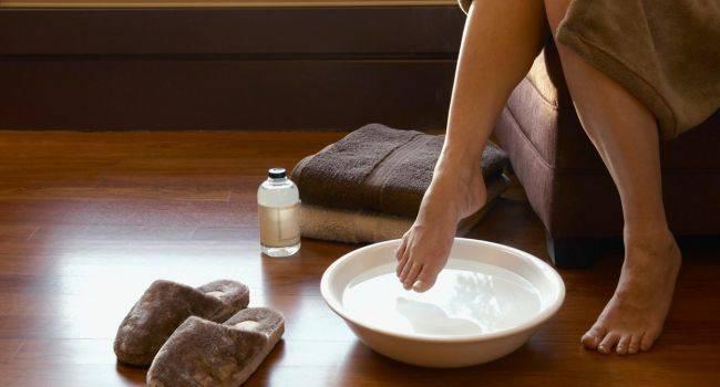 Домашние средства лечения боли в ногах