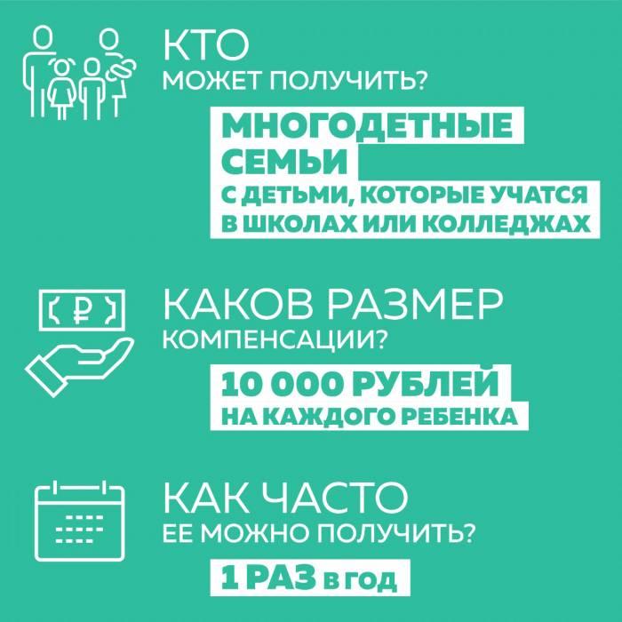 Размер выплат на школьную форму в Москве