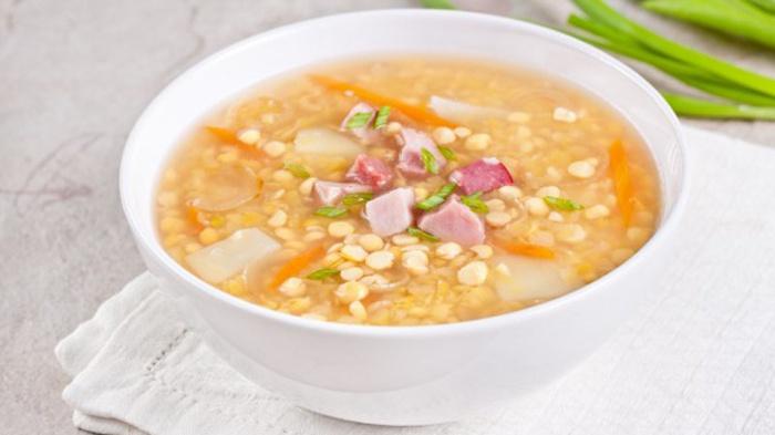 Нутовый суп в домашних условиях