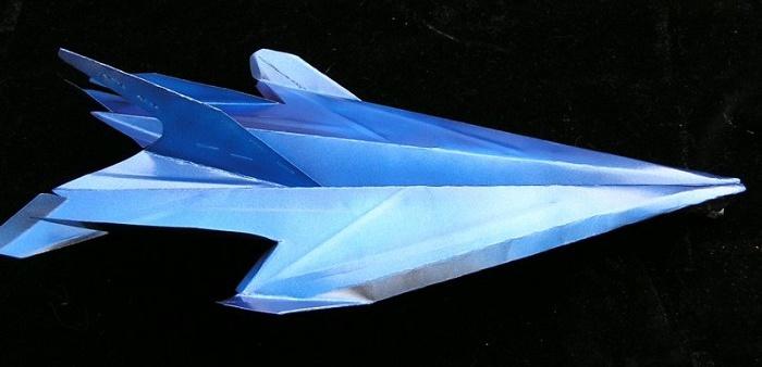 3101373-9 Как сделать оригами из бумаги А4