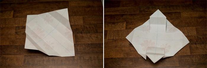 Бумага с надрезами