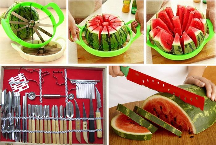 Разновидности специальных ножей