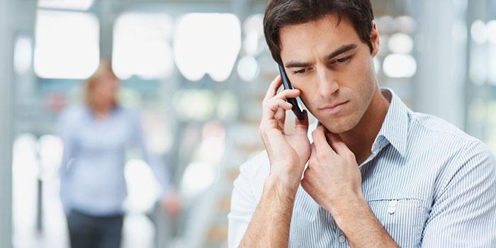 Мужчина осуществил звонок за счет абонента Билайн