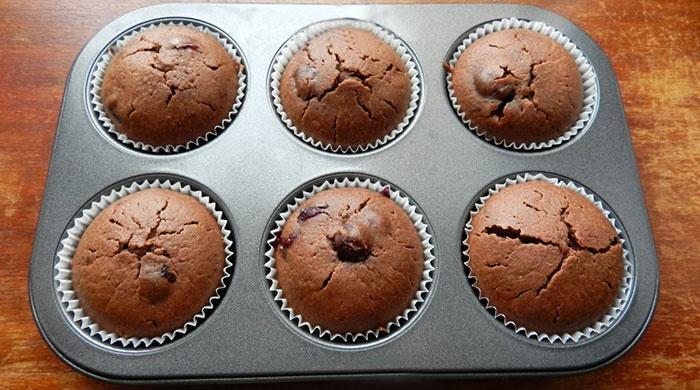 Шоколадные маффины рецепт в силиконовых формах рецепты