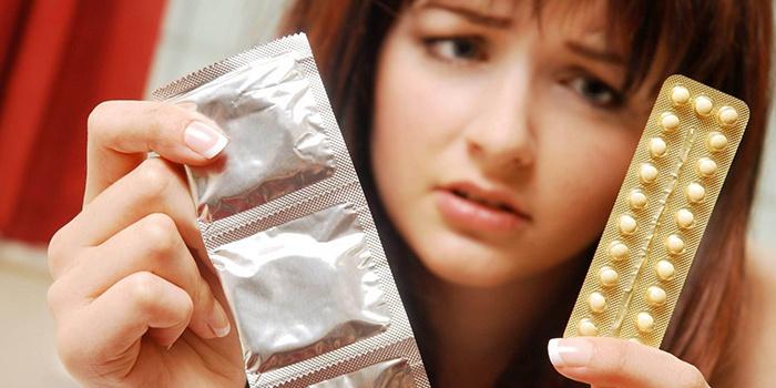 Продолжительный прием противозачаточных приводит к бесплодию