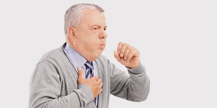 У мужчины при кашле болит в грудной клетке