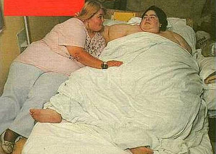 Майкл Эйдельман – самый толстый американец