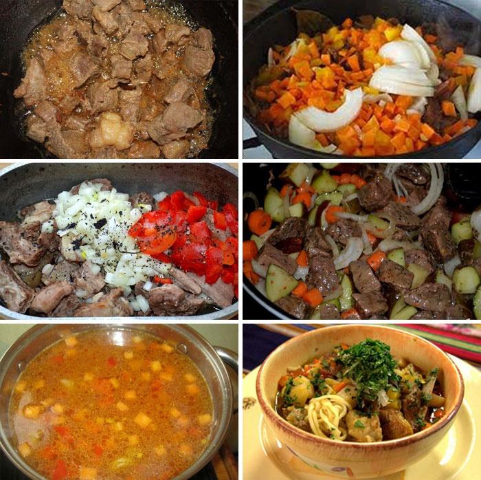 Татарский супа