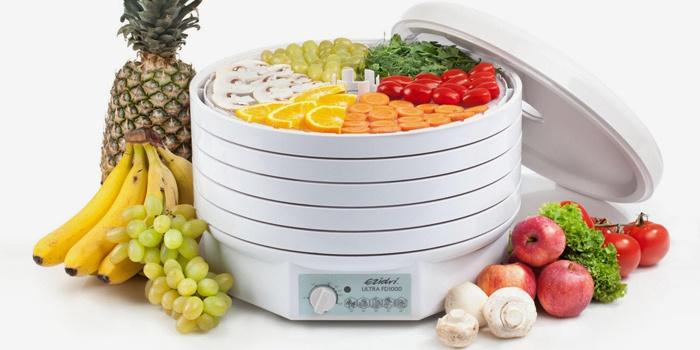 Сушилка для овощей, фруктов и грибов