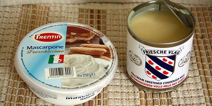 Крема из маскарпоне для торта рецепты простые и вкусные
