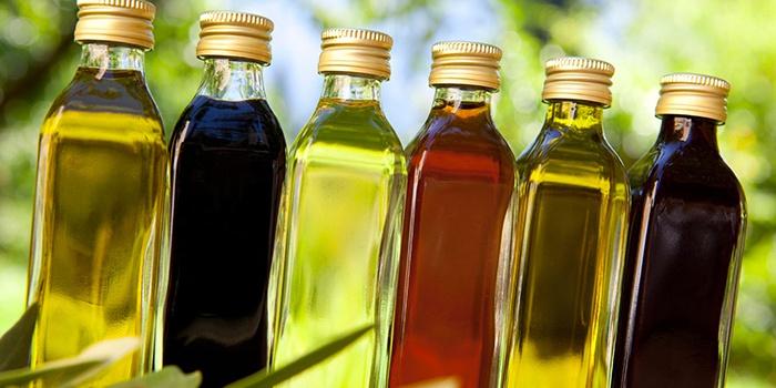 Растительные масла для снятия ресниц