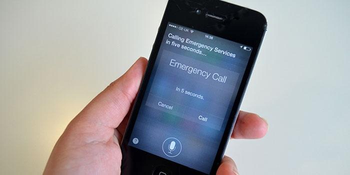 Экстренный вызов 911