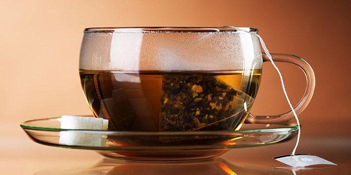 Крепкий чай - простой истребитель перегара