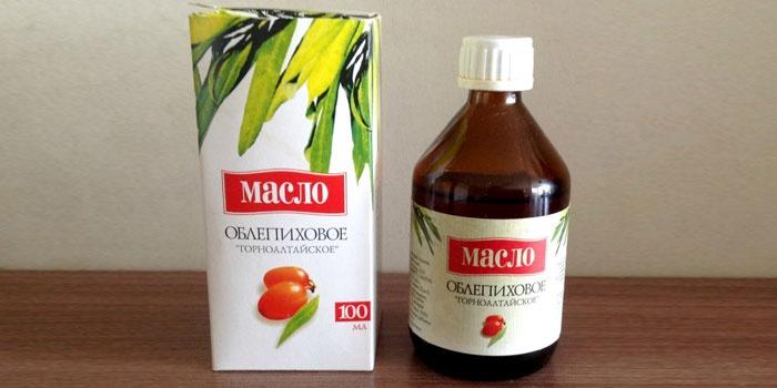 Горноалтайское облепиховое масло