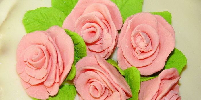 Мастика цветочная в домашних условиях
