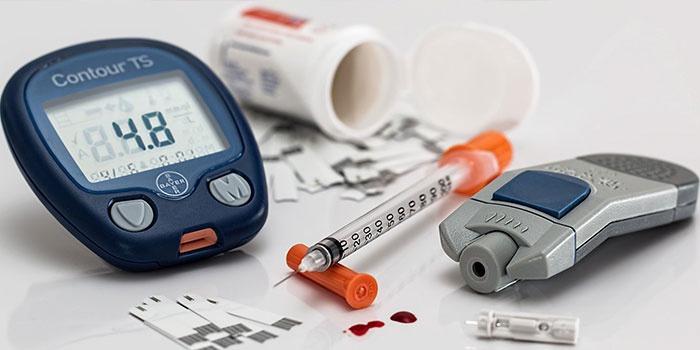 Лекарства и проборы для диабетиков