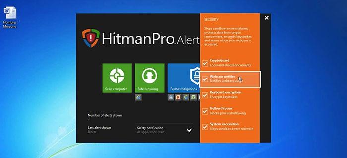 Утилита Hitman Pro для блокировки вирусной рекламы в Яндекс Браузере