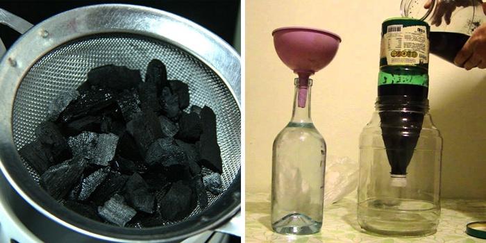 Как убрать запах из самогона в домашних условиях быстро 86