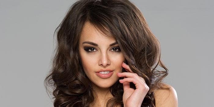 особенности макияжа для карих глаз