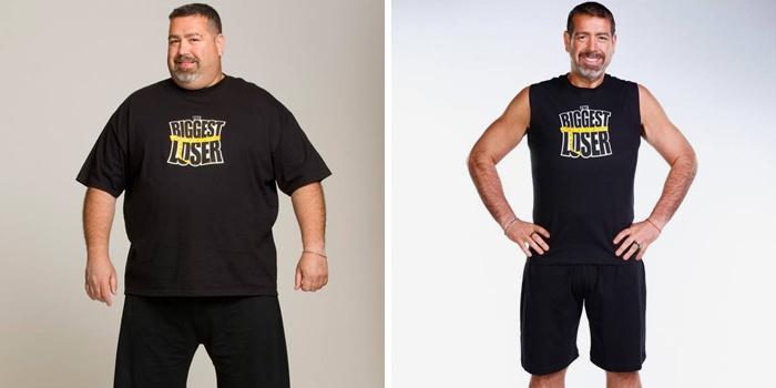 результаты потери веса