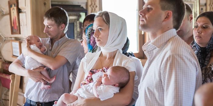 Кто может быть крестным ребенку