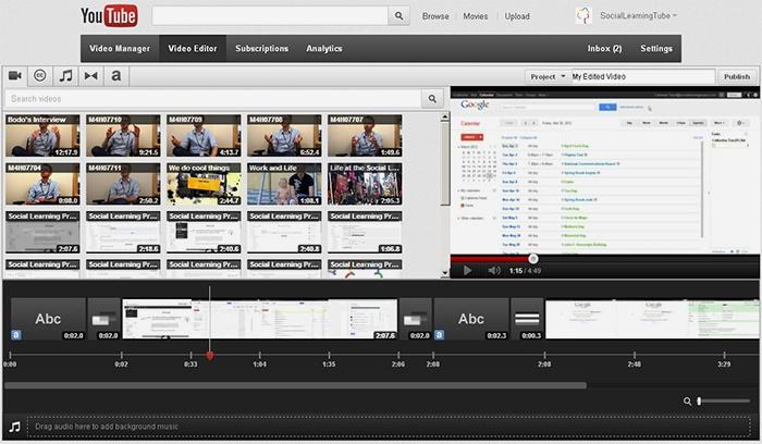 Как подставить музыку под видео онлайн