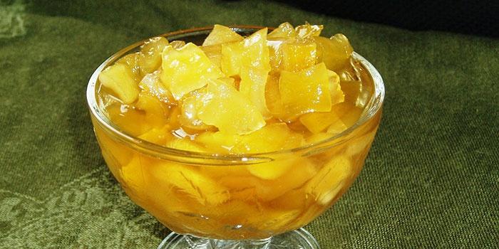 Варенье с ананасовым соком