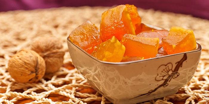 Рецепты из тыквы на зиму