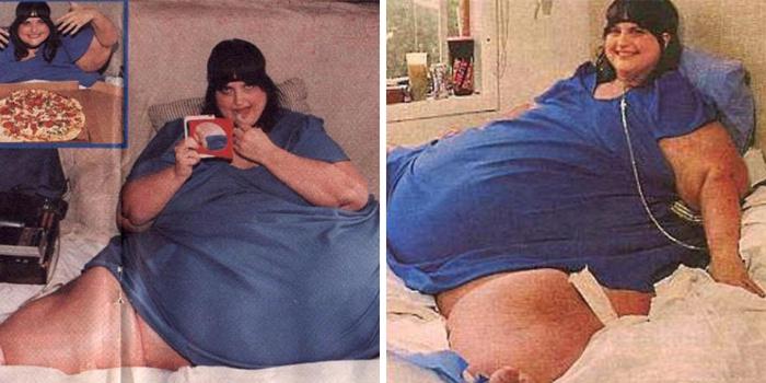 Кэрол Йегер – самая толстая женщина планеты
