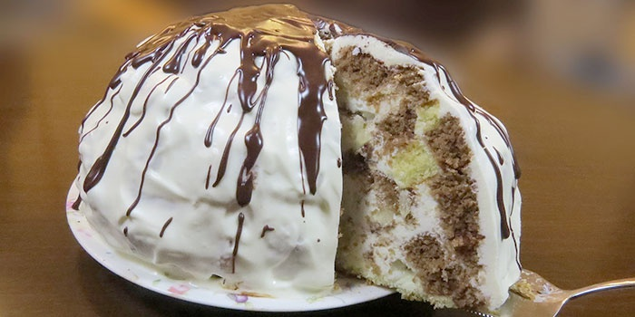 Оригинальный торт Панчо