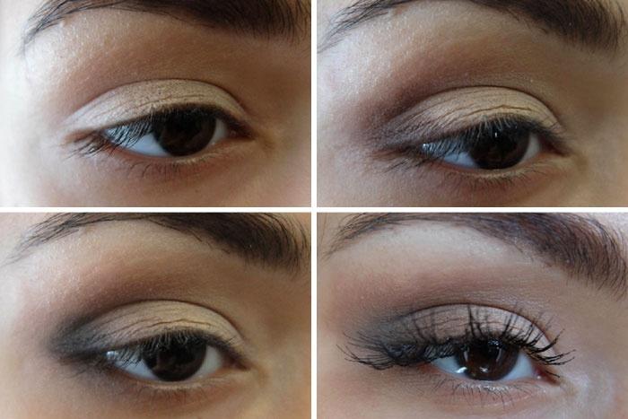 Повседневный макияж для карих глаз пошагово