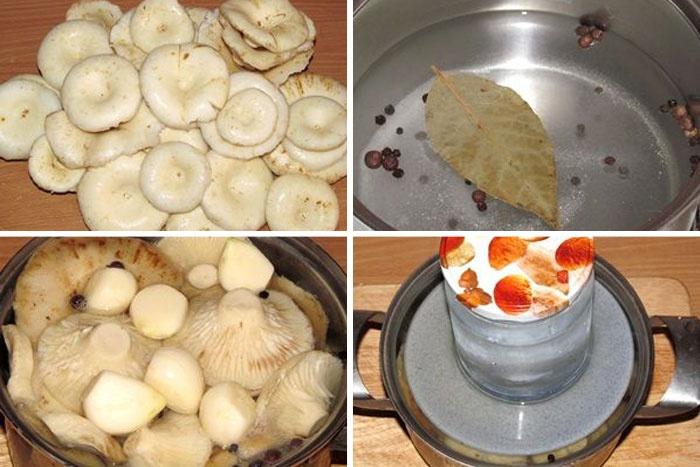 Как мариновать грибы в домашних условиях