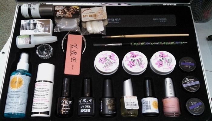 Что нужно для наращивания ногтей в домашних условиях: инструменты и материалы