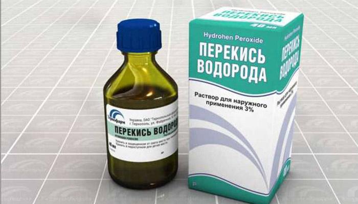 Перекись водорода для лечения по Неумывакину