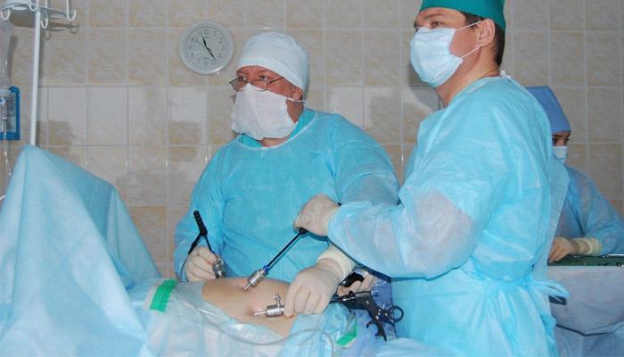 Операция холецистэктомия
