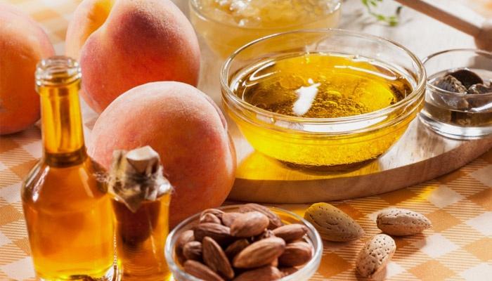 Персики и орехи