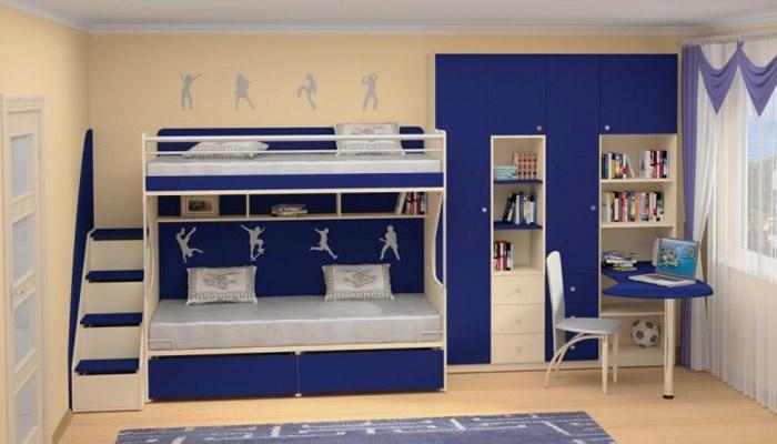 Комната для мальчиков