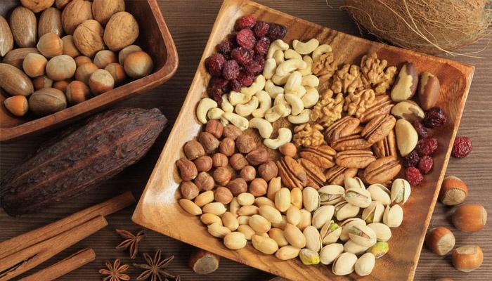 Орехи от повышенного холестерина