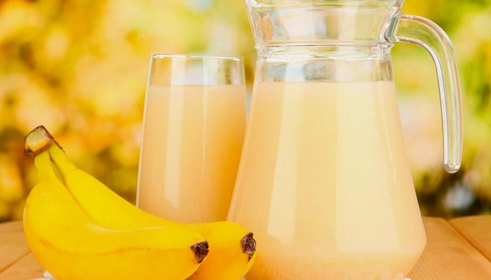 Бананово-медовая смесь