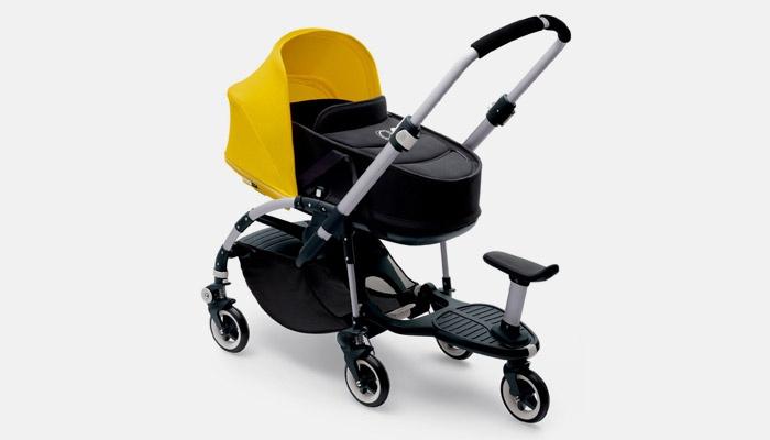 Подставка-сиденье для второго малыша
